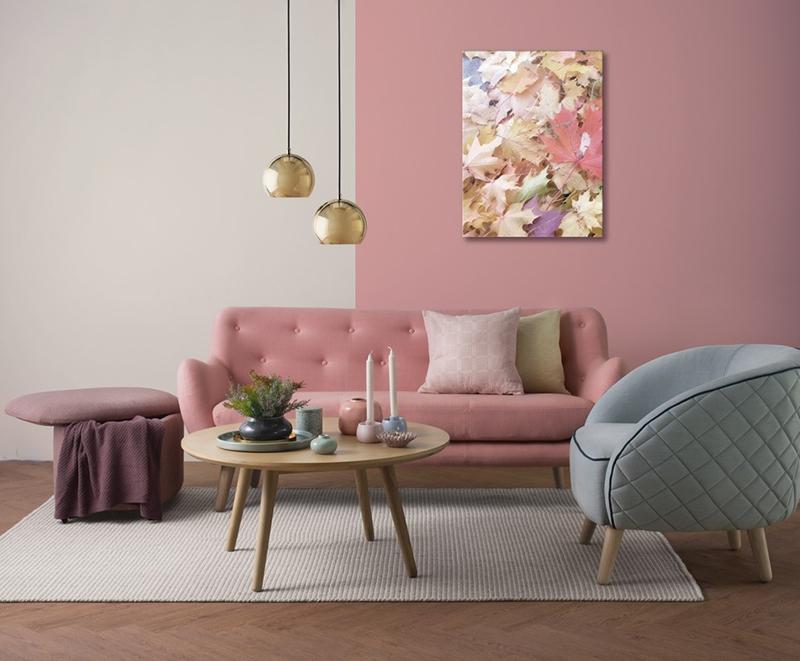 Phòng khách nên sơn màu gì đẹp? - Lady's Paint