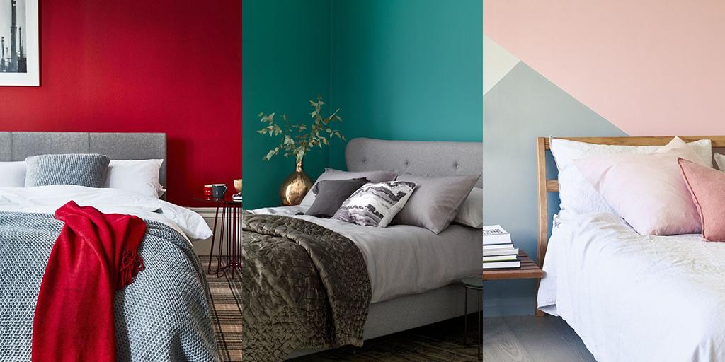 Phòng ngủ nên sơn màu gì đẹp, hợp phong thủy? - Lady's Paint