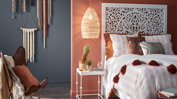 Phòng ngủ nên sơn màu gì đẹp, hợp phong thủy?