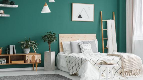 Những màu sơn cho phòng chung cư đẹp