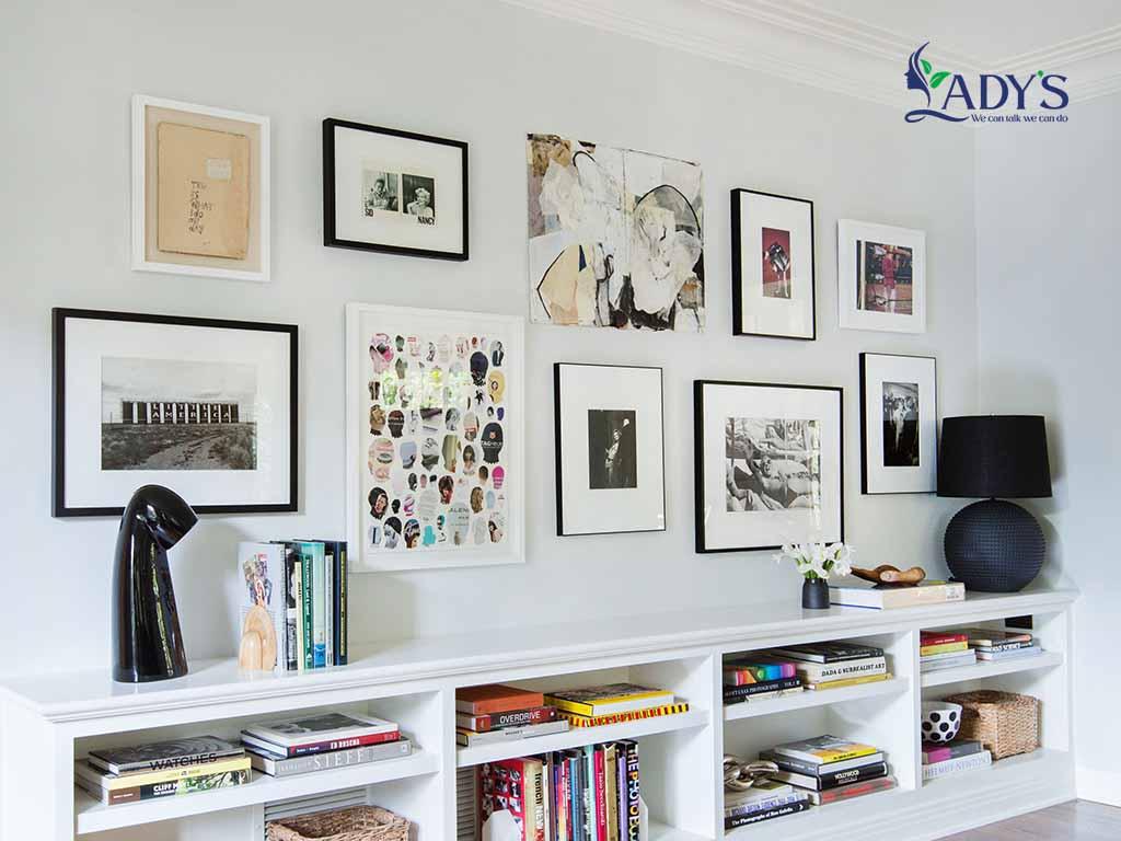 Ý nghĩa và ứng dụng của màu ghi xám trong sơn tường nhà - Lady's Paint