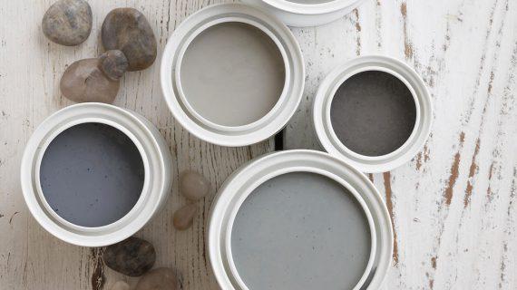 Ý nghĩa và ứng dụng của màu ghi xám trong sơn tường nhà